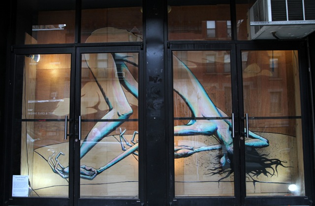 Willoughby Windows (photo by Becki Fuller)