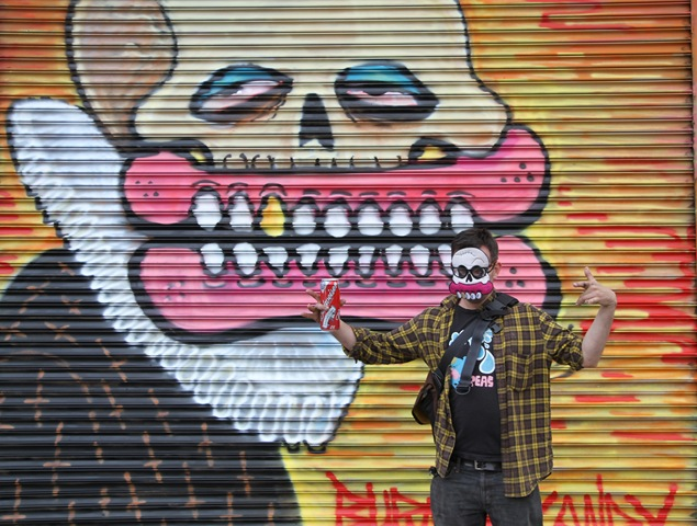 SweetToof (photo by Becki Fuller)