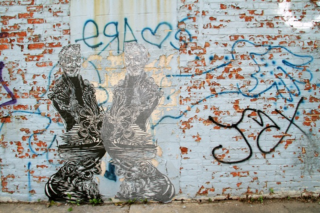 Swoon (photo by Luna Park)