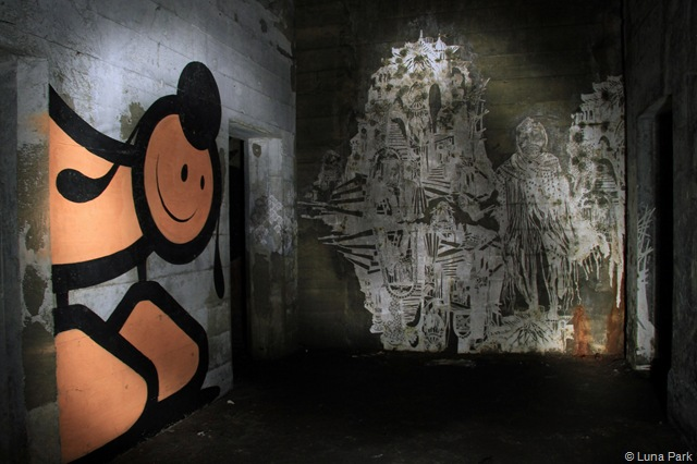 Underbelly: London Police x Swoon (photo by Luna Park)