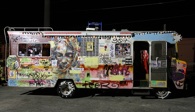 Miami Art Basel: SugarJunkie (photo by Becki Fuller)