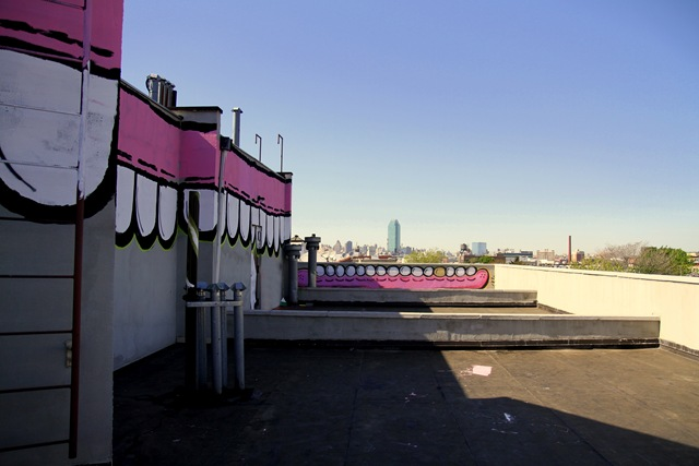 Sweet Toof Rooftop (photo by Becki Fuller)