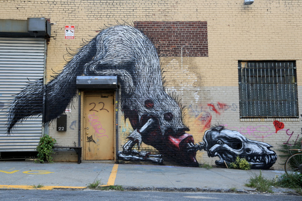 Roa (photo by Luna Park)