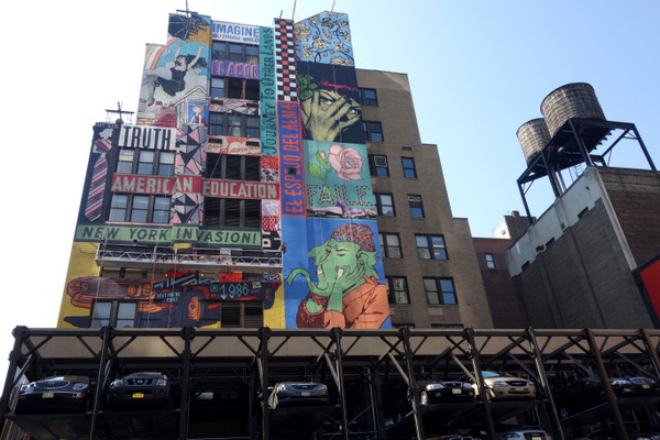 Faile in Hell's Kitchen (photo by Becki Fuller)
