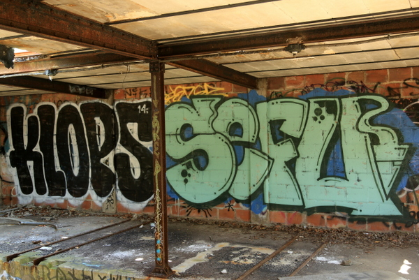 Klops x Sefu at Tilden (photo by Luna Park)