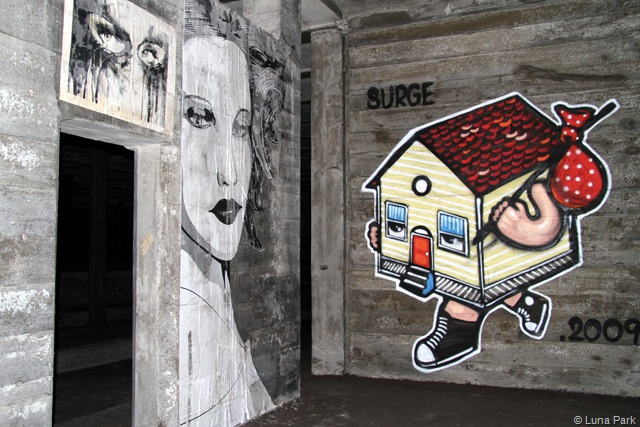 Underbelly: Rone x Surge (photo by Luna Park)