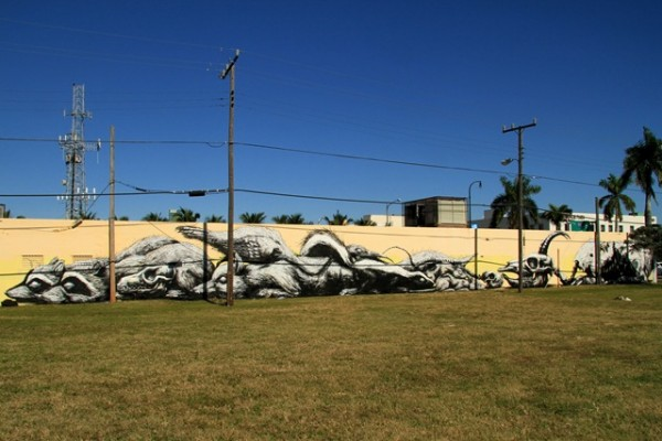 Roa - Miami (photo by Becki Fuller)