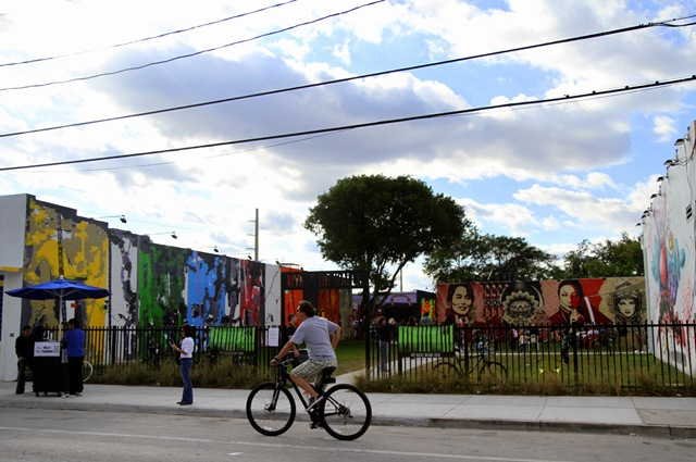 Miami Art Basel: Wynwood Walls (photo by Becki Fuller)