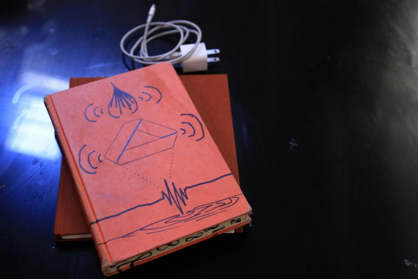Book of EKG (photo by Luna Park)
