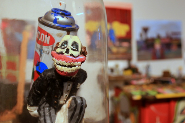 Sweet Toof @ Pandemic Gallery (photo by Luna Park)